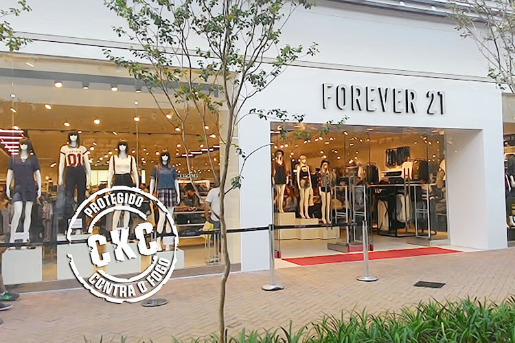FOREVER  NO CATARINA FASHION OUTLET