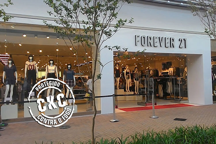 FOREVER  NO CATARINA FASHION OUTLET COPIA